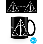 Harry Potter Heat Change Mug The Deathly Hallows