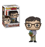 Little Shop of Horrors POP! Movies Vinyl Figure Seymour Krelborn 9 cm