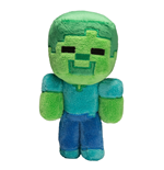 Minecraft Plush Figure Baby Zombie 22 cm