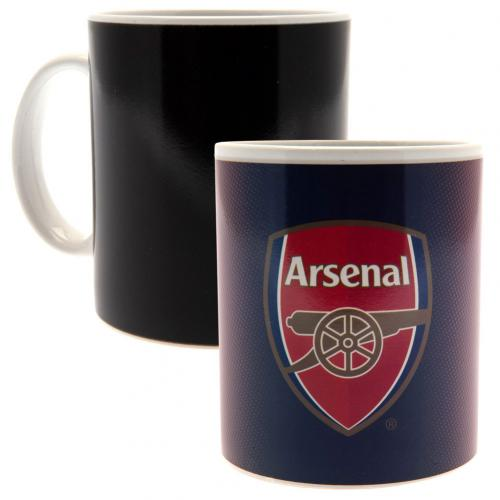 Arsenal F.C. Heat Changing Mug GR