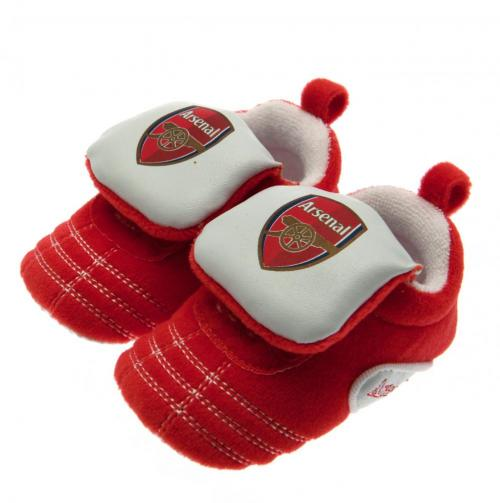 Arsenal F.C. Boot Crib 9/12