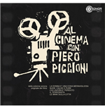 Vynil Piero Piccioni - Al Cinema Con Piero Piccioni (Ltd To 300)