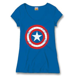 Captain America T-shirt 321136