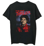Michael Jackson Men's Tee: Thriller Pose