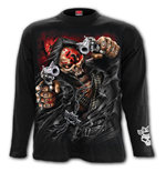 5fdp - Assassin - Longsleeve T-Shirt Black