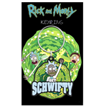 Rick and Morty Keychain 322193
