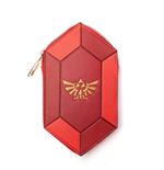 Nintendo: Zelda - Gem Shaped Red Coin Purse