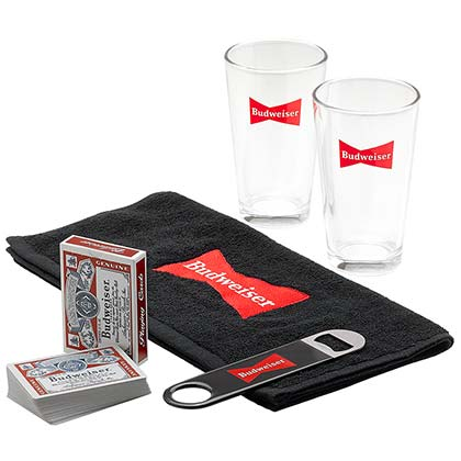 BUDWEISER Beer Lovers Party Set