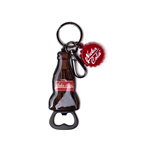 Fallout Keychain with Bottle Opener Nuka Cola Bottle