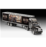 AC/DC Level 3 Model Kit with basic accessories 1/32 Truck & Trailer 55 cm