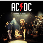 Vynil Ac/Dc - Veterans Memorial 1978 (Ltd Ed)