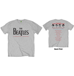 The Beatles Men's Tee: Candlestick Park (Back Print)