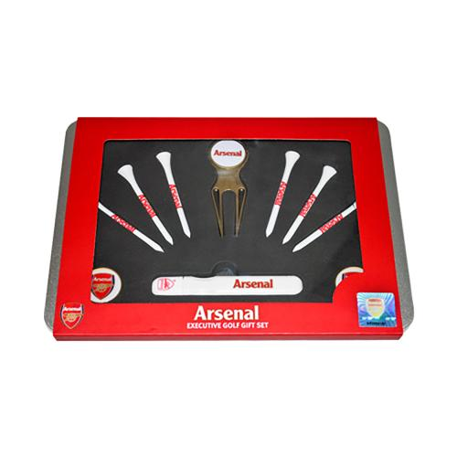 Arsenal F.C. Executive Golf Gift Set