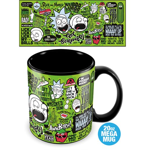 Rick and Morty Mug 323378