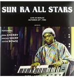 Vynil Sun Ra All Stars - Live In Berlin October 29Th 1983