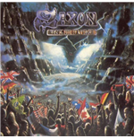 Vynil Saxon - Rock The Nations