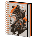Call Of Duty Notepad 324368