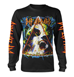 Def Leppard Long Sleeves T-shirt 324387