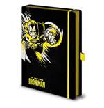 Iron Man Notepad 324449