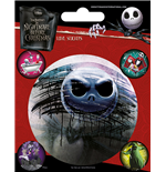 Nightmare before Christmas Sticker 324450