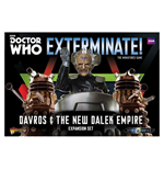 Doctor Who Exterminate! Expansion Davros & The New Dalek Empire *English Version*