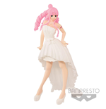 One Piece Lady Edge Wedding Figure Perona Normal Color Ver. 22 cm