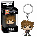 Kingdom Hearts 3 Pocket POP! Vinyl Keychain Sora 4 cm