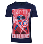 Captain America T-shirt 324976