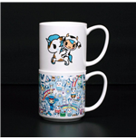 Tokidoki Mugs Set