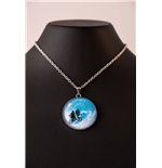 E.T. the Extra-Terrestrial Necklace Moon