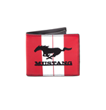 Ford - Mustang Embroidered Bifold Wallet