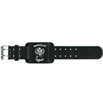 Motorhead Leather Wrist Strap: England