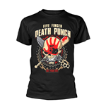 Five Finger Death Punch T-shirt Zombie Kill