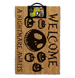 Nightmare before Christmas Doormat 328280