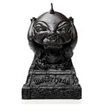 Motorhead Candles Warpig - Black Metallic (CANDLE)