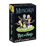 Munchkin Card Game Rick and Morty *English Version*