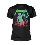 Metallica T-Shirt And Justice For All
