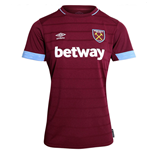 2018-2019 West Ham Womens Home Football Shirt