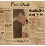 Vynil Tom Waits - Heartattack And Vine