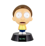 Rick & Morty 3D Icon Light Morty 10 cm