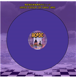 Vynil Ac/Dc - Let There Be Sound - Purple Vinyl