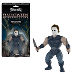 Halloween Savage World Action Figure Michael Myers 10 cm