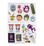 Rick and Morty Sticker 330180