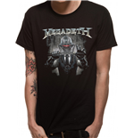 Megadeth - Rust In Peace Blade - Unisex T-shirt Black