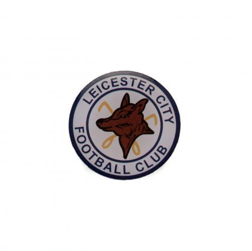 Leicester City F.C. Badge Retro