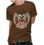 Looney Tunes T-shirt Taz Face (Unisex)
