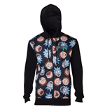 Rick and Morty Sweatshirt 331250
