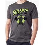 Rick And Morty - Solenya - Unisex T-shirt Grey