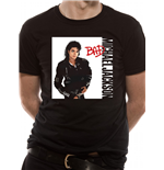 Michael Jackson - Bad - Unisex T-shirt White