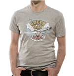 Green Day - Dookie - Unisex T-shirt Grey